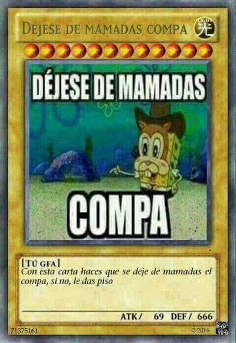 YA COMPA - meme