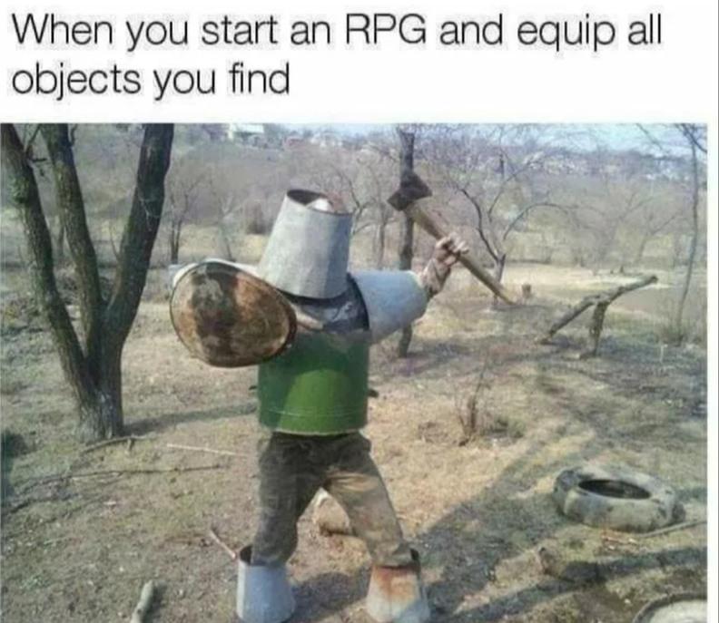 I still do this - meme