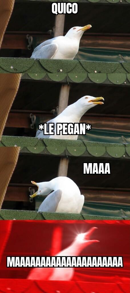 Que llorón más grande - meme