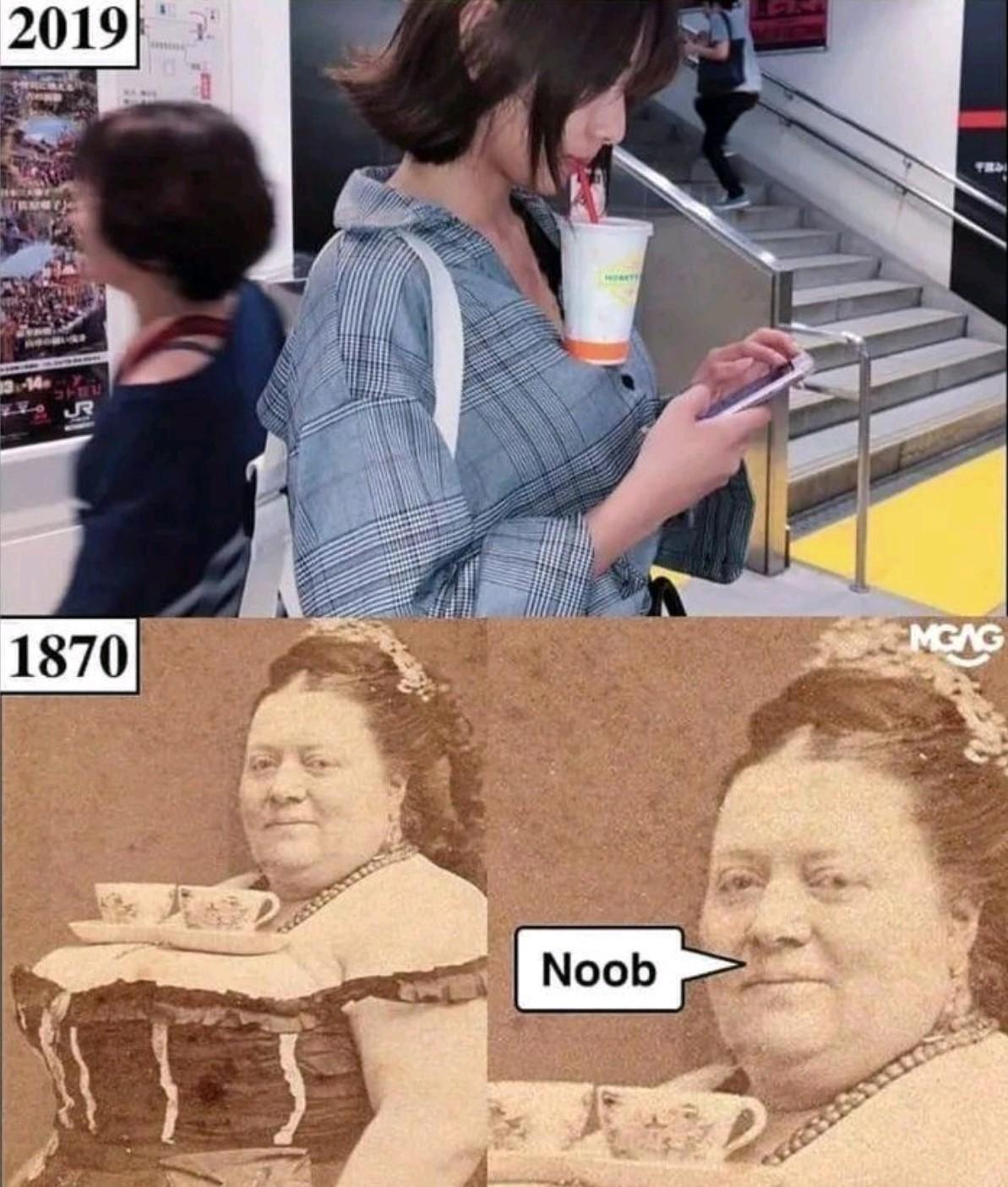 Noob - meme