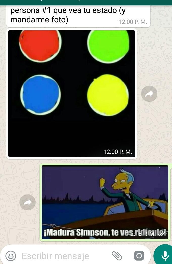 Madura simpson - meme