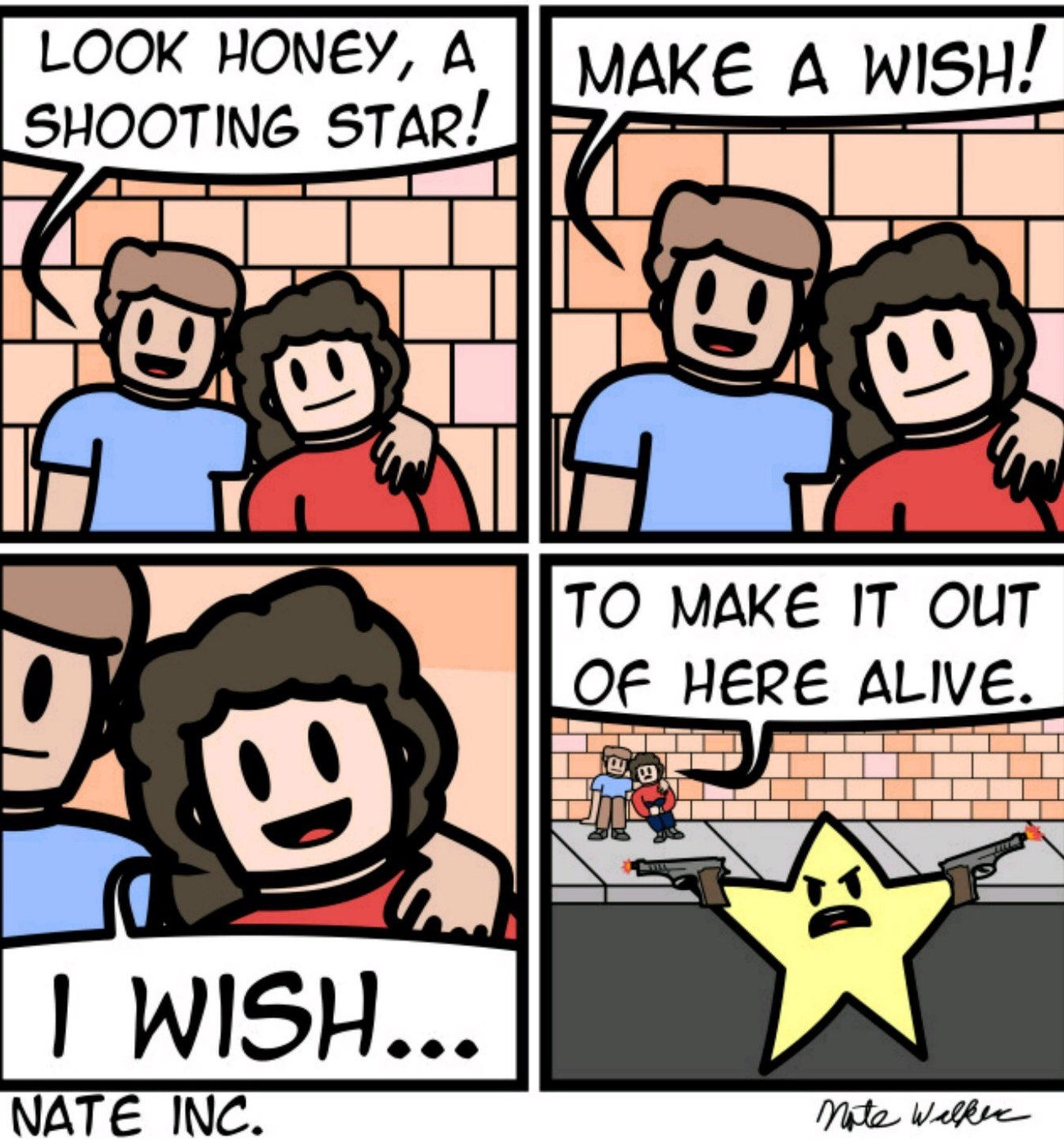Time for a wish - meme
