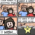 Time for a wish