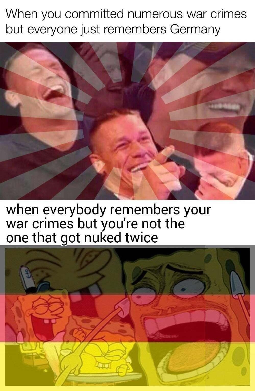 Poor nazis - meme
