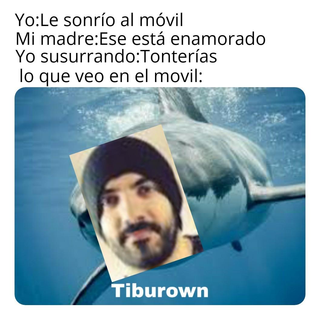 Tiburown - meme