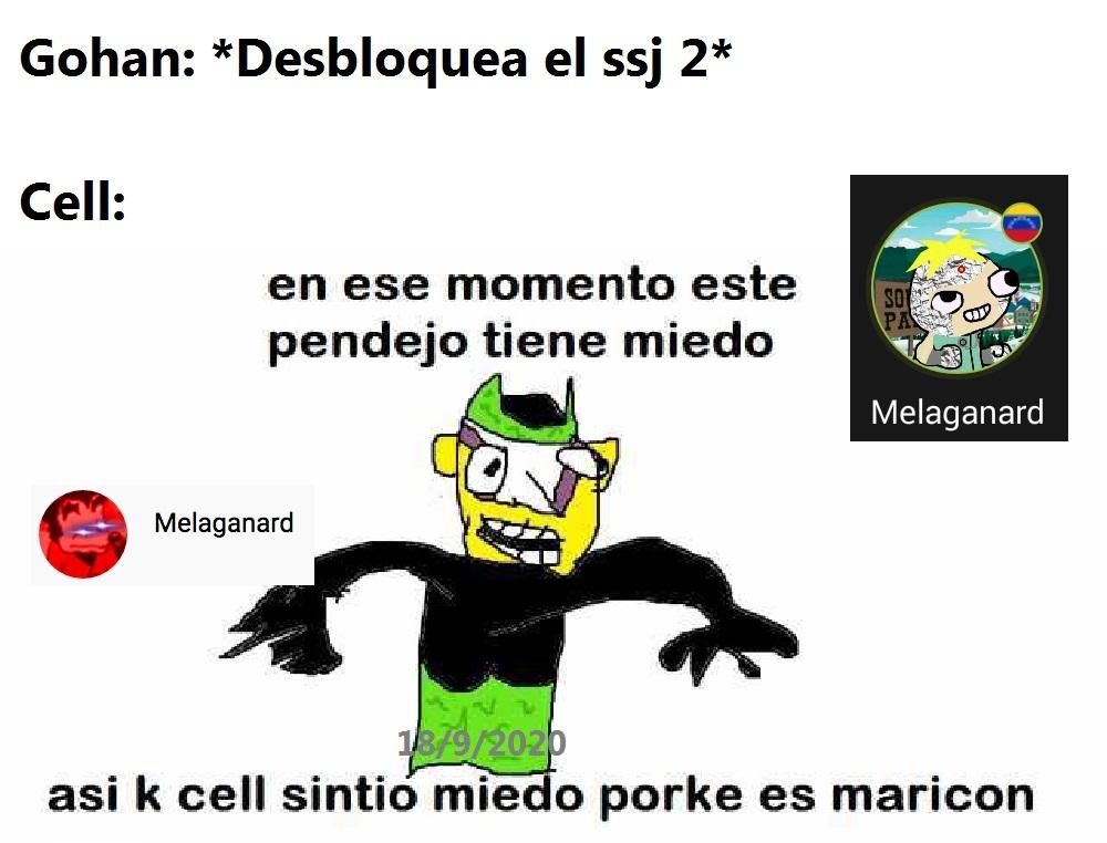 Cell - meme