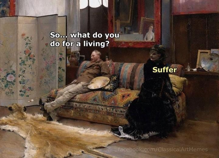 Suffer - meme