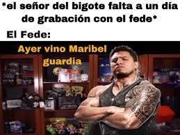 Fede - meme
