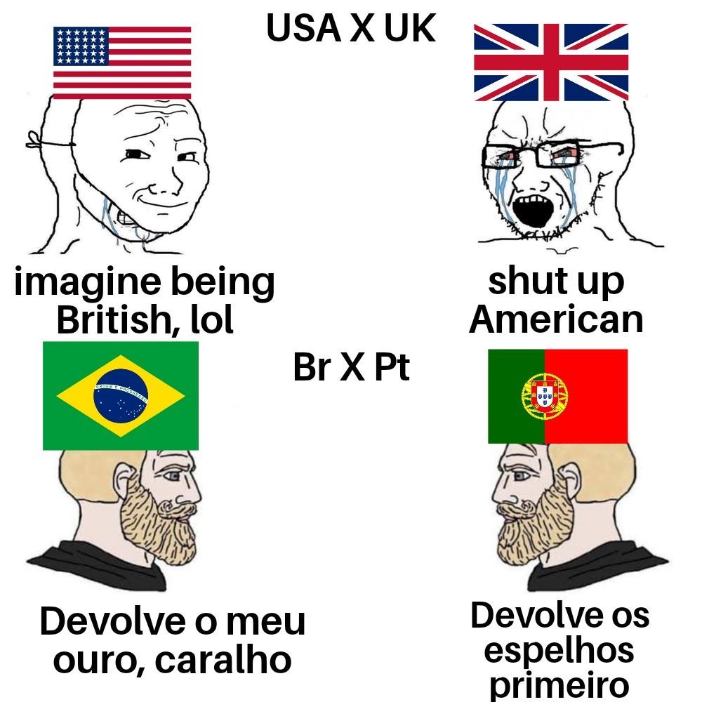 Devolve o ouro - meme