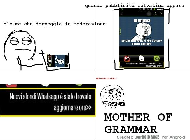 che italiano... - meme