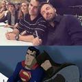 Batsy y Supermansy...