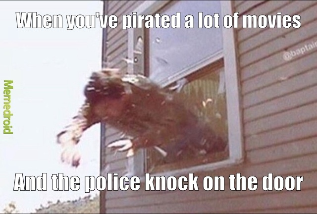 RUN BITCH RUN!!! - meme