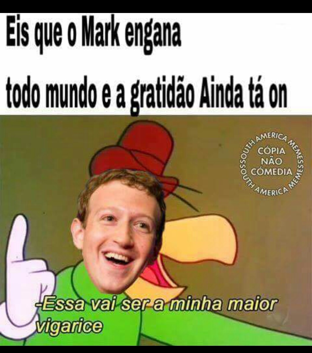 Mark trollando - meme