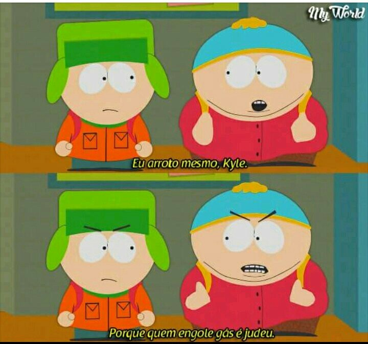 South Park  - meme