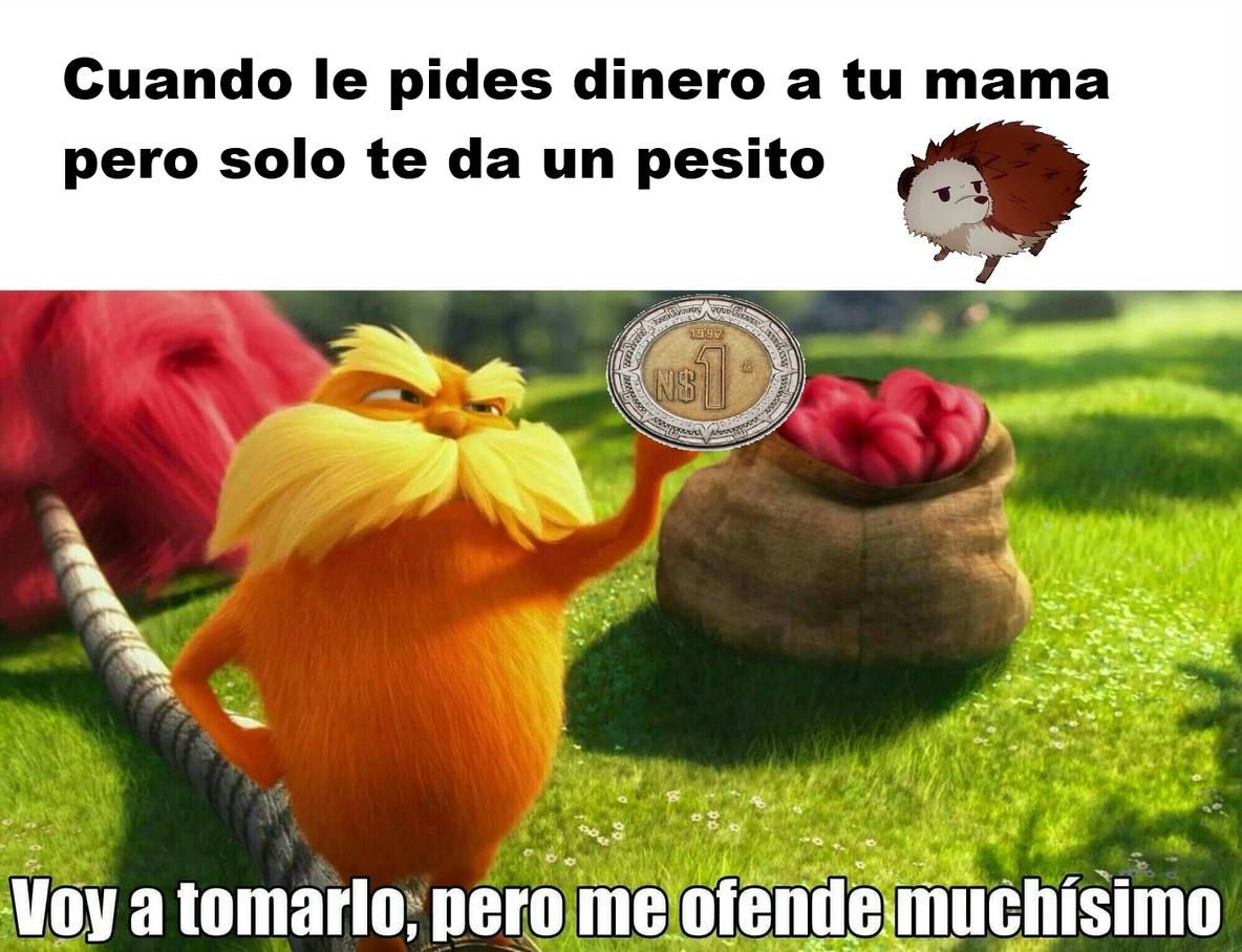 Mas dinero!!! - meme