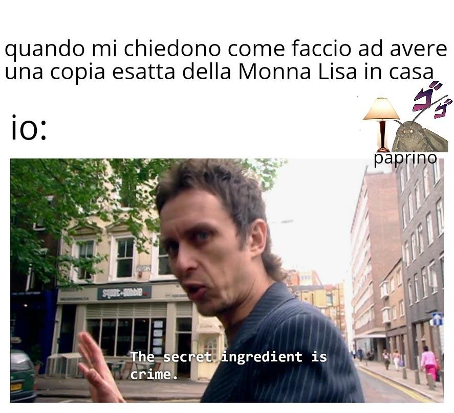 LA RIVOGLIAMO - meme