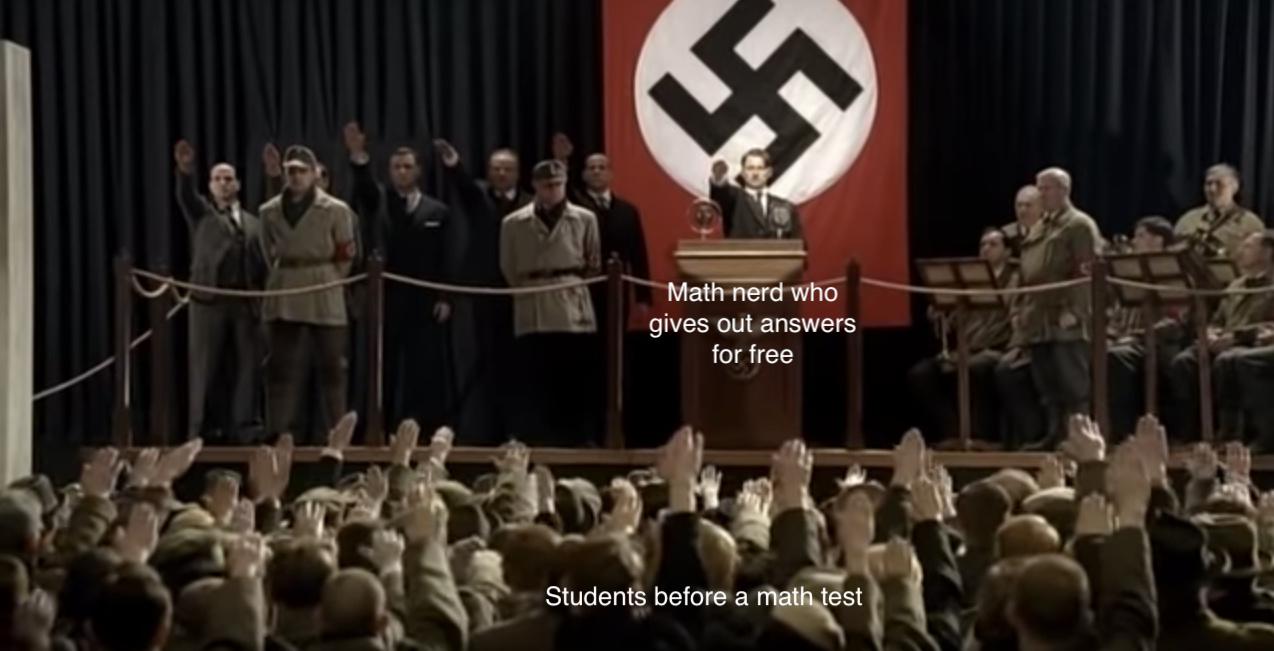 Apologies for the terrible quality - meme