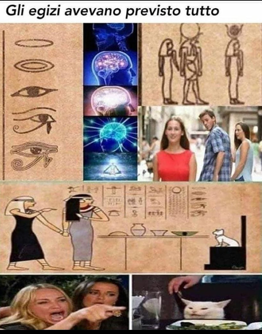 Dei geni - meme