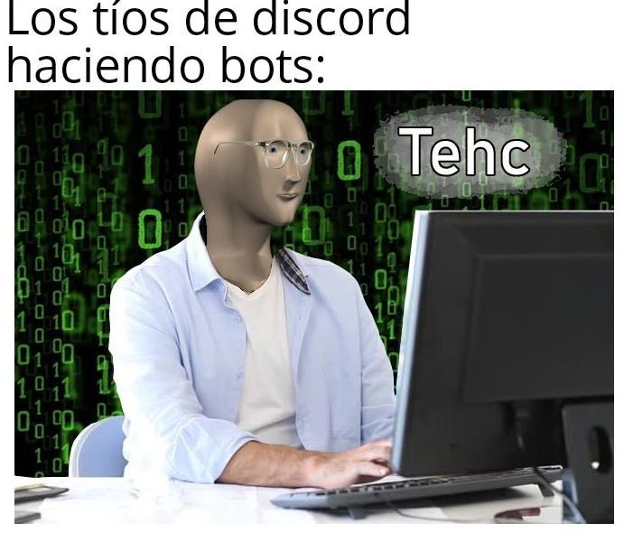 Discord pro - meme