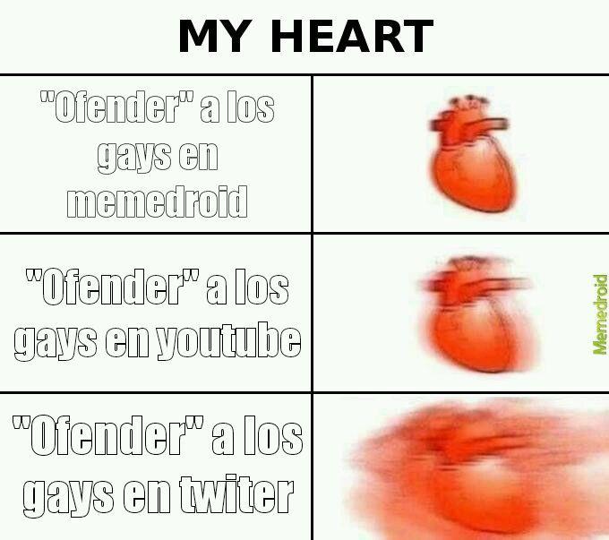 Por eso amigos no usen twiter - meme