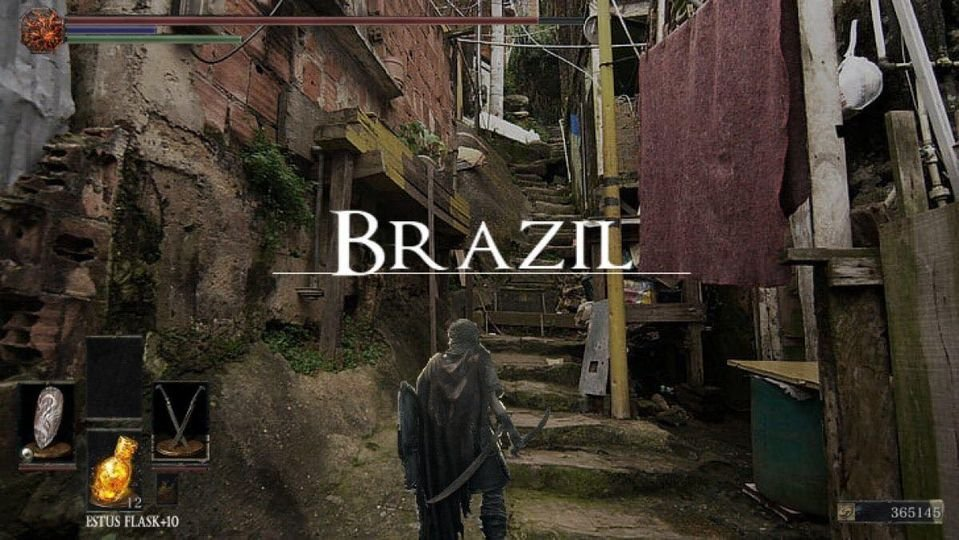 Dark Favela - meme