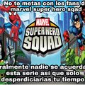 La serie tiene pocas apariciones de spiderman >:(