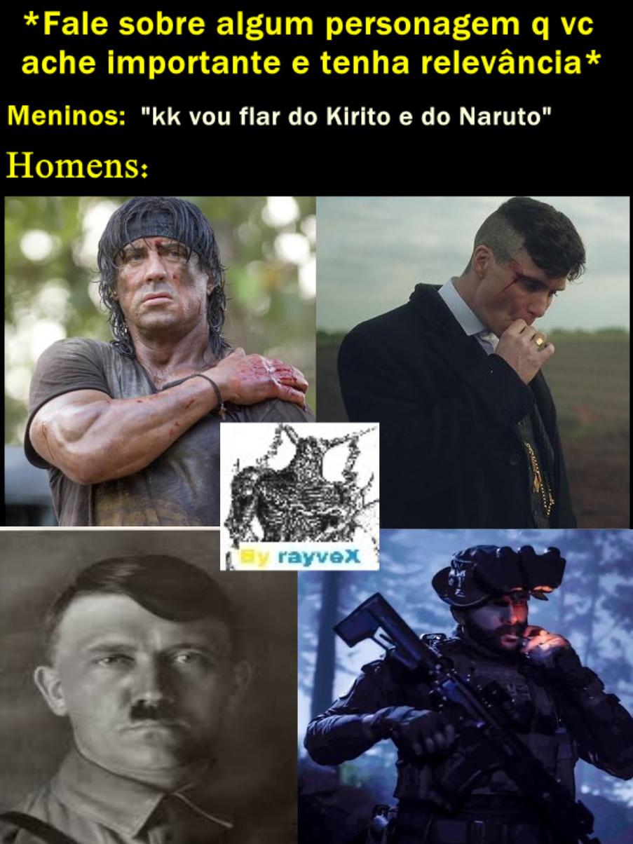 Apenas verdades - meme
