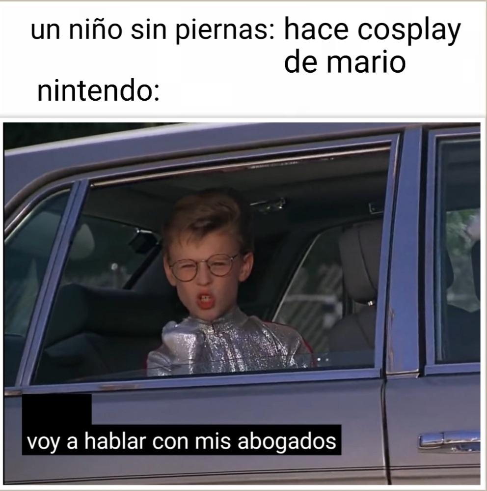 EL DEMANDAS - meme