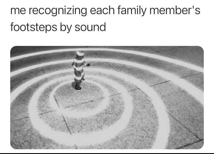 I can sense you - meme