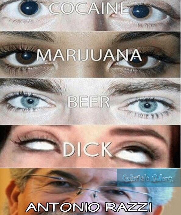 Razzi ha il suo fascino - meme