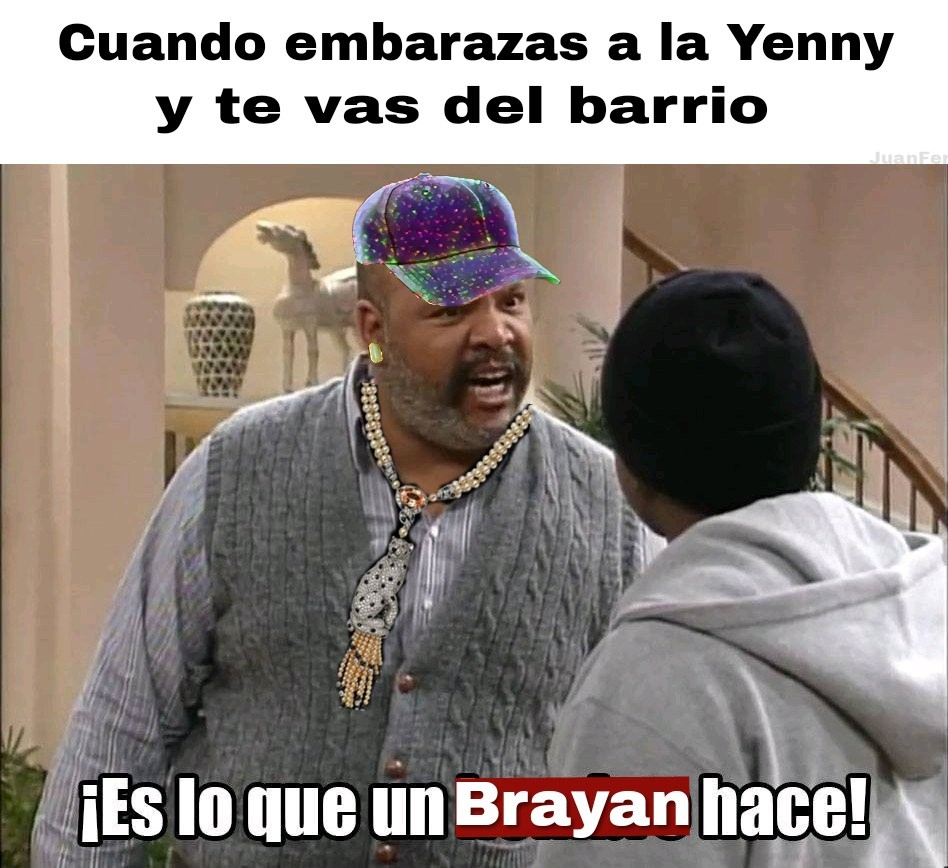 Este Brayan - meme