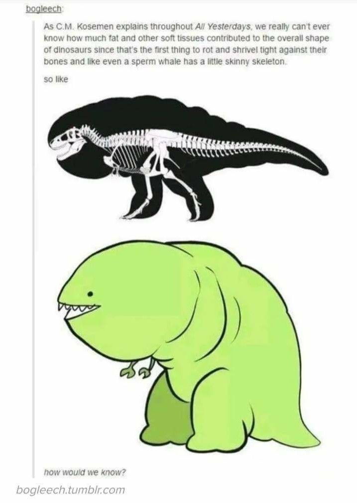 Finally a dinosaur I can relate to - meme
