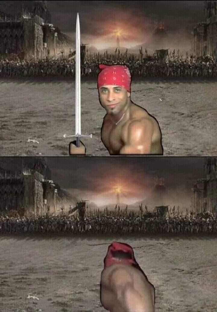 Return - meme