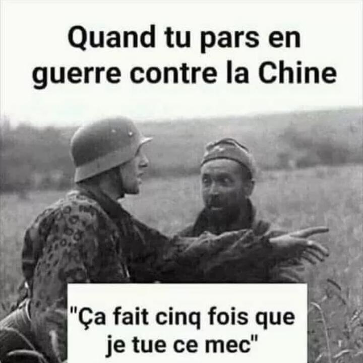 3ieme guerre mondial le coming ! - meme