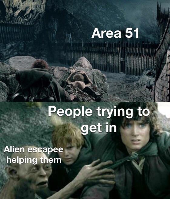 Hung solo - meme