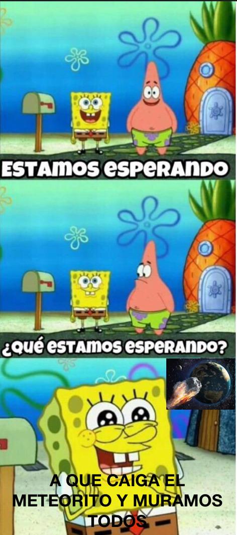3 de Octubre - meme