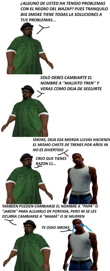 Ste smoke morido - meme