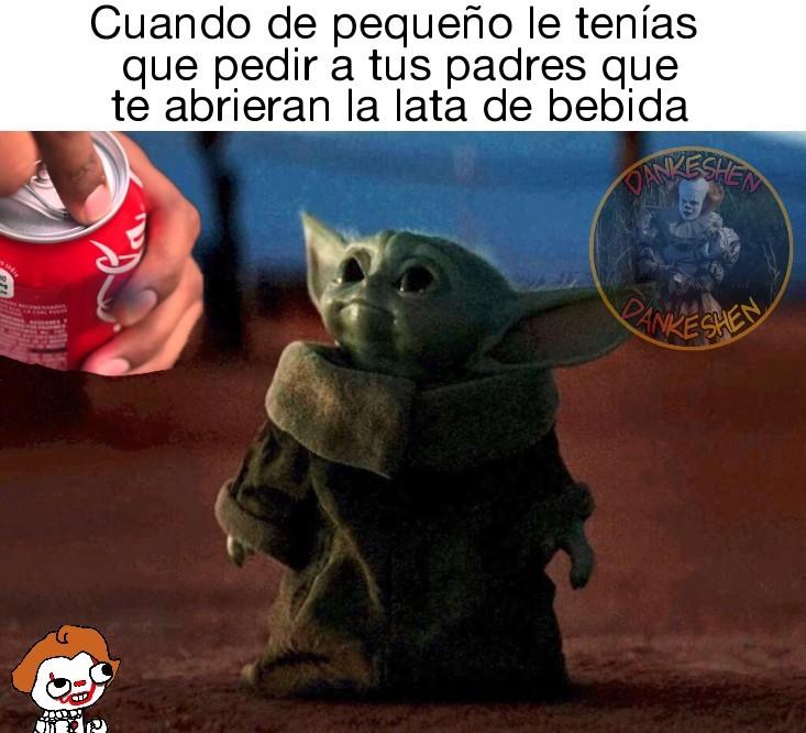 Yoda xikito rianse - meme