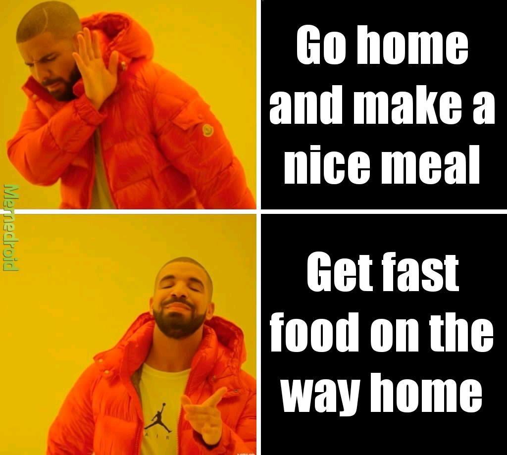 Spend $200 on groceries - meme