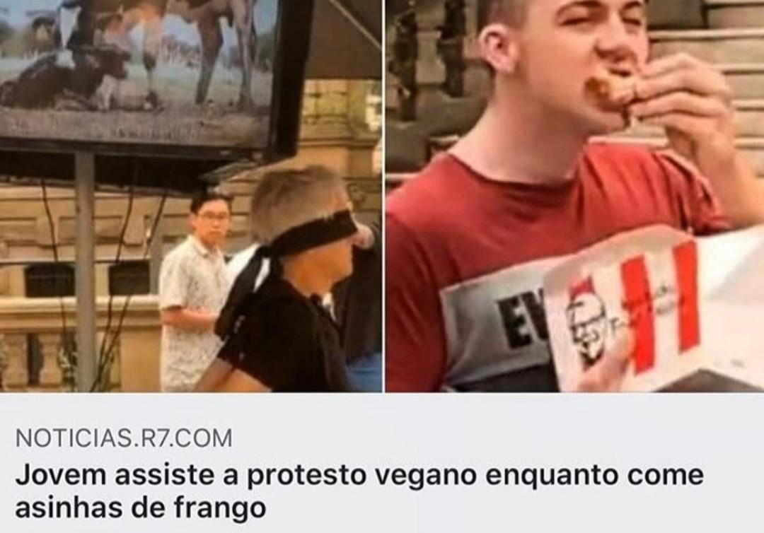 Vegan - meme