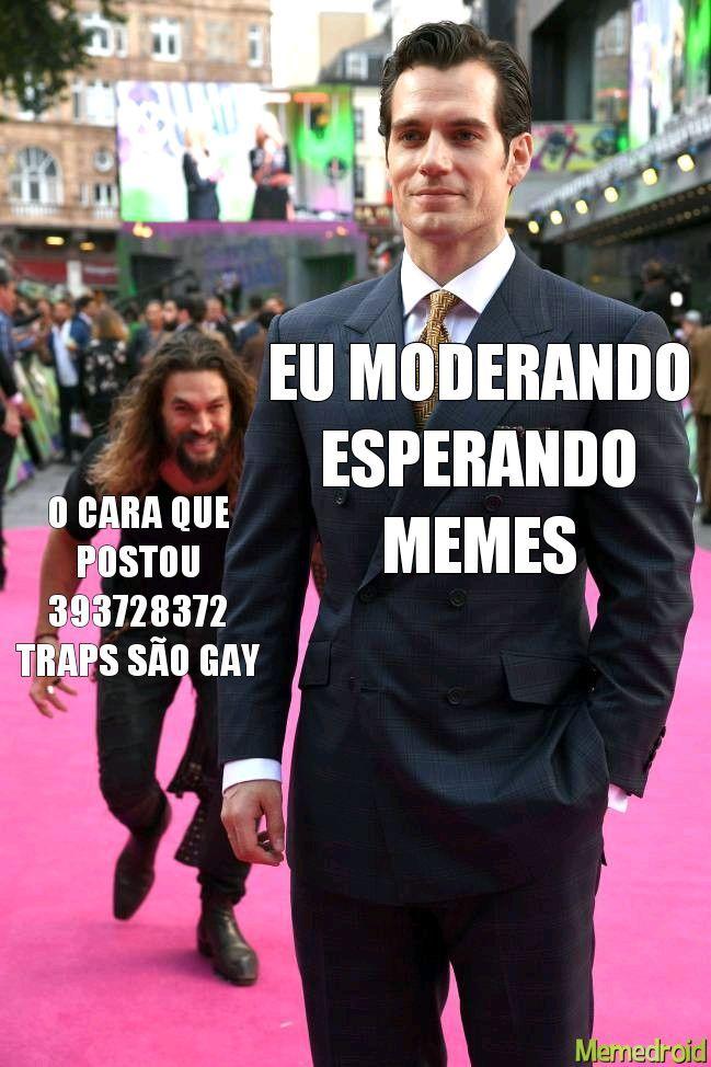 Foda moderar 2.0 - meme