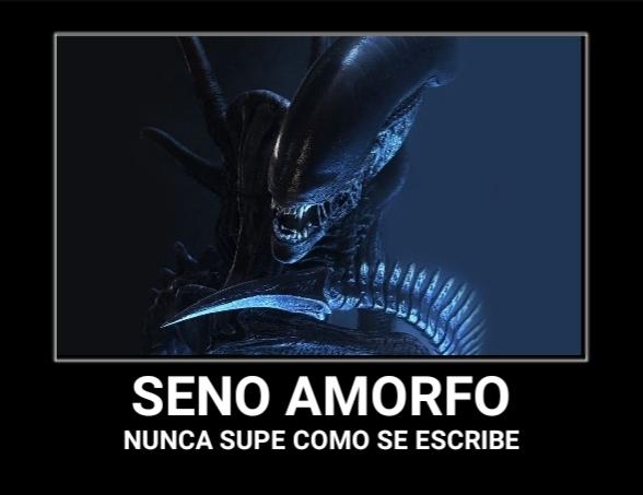 Xenomorpho - meme