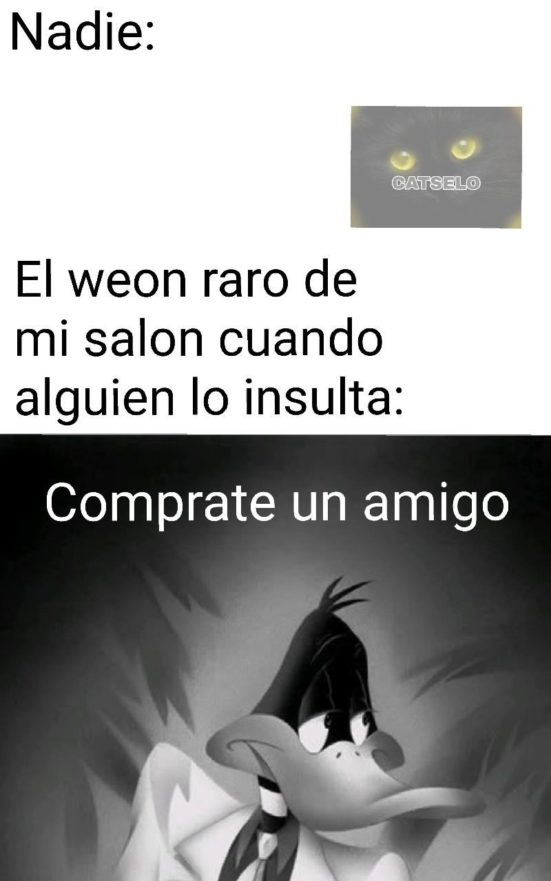 Weon raro - meme