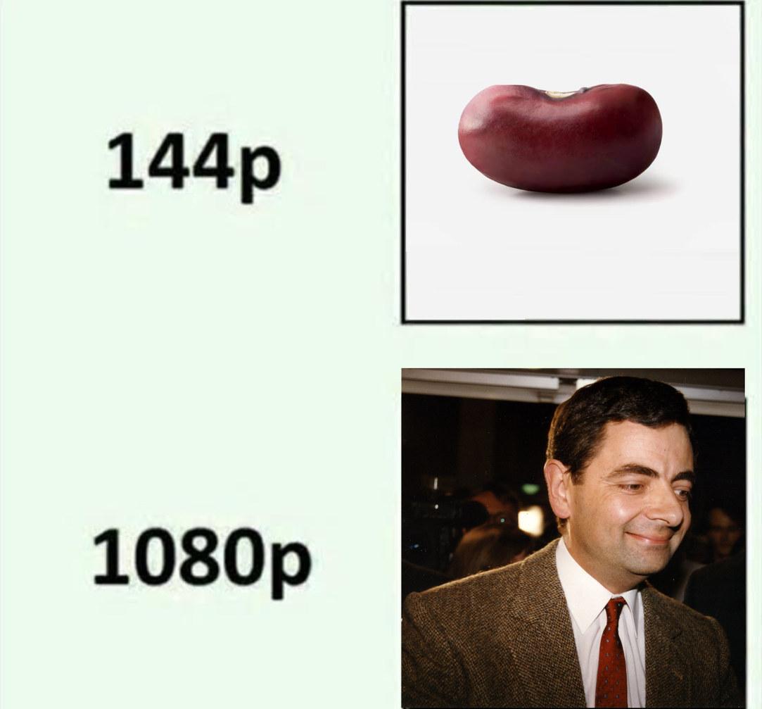 Mr bean - meme