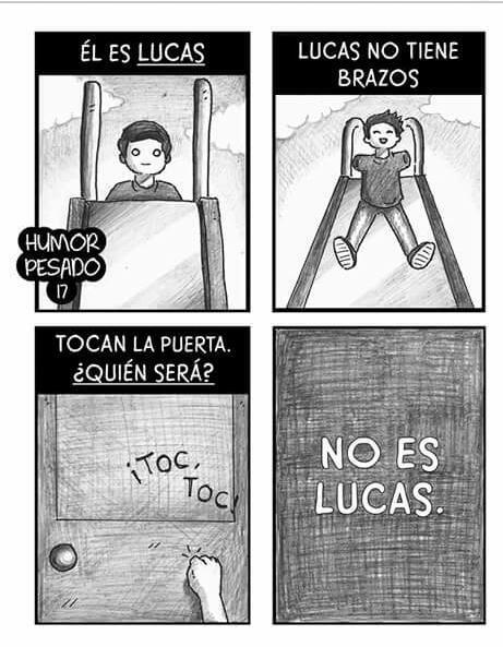 Pobre Lucas - meme