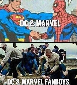 Fanboiolas - meme