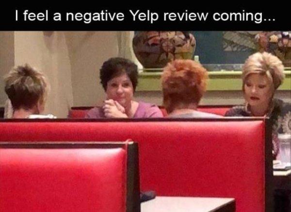 Yelp - meme