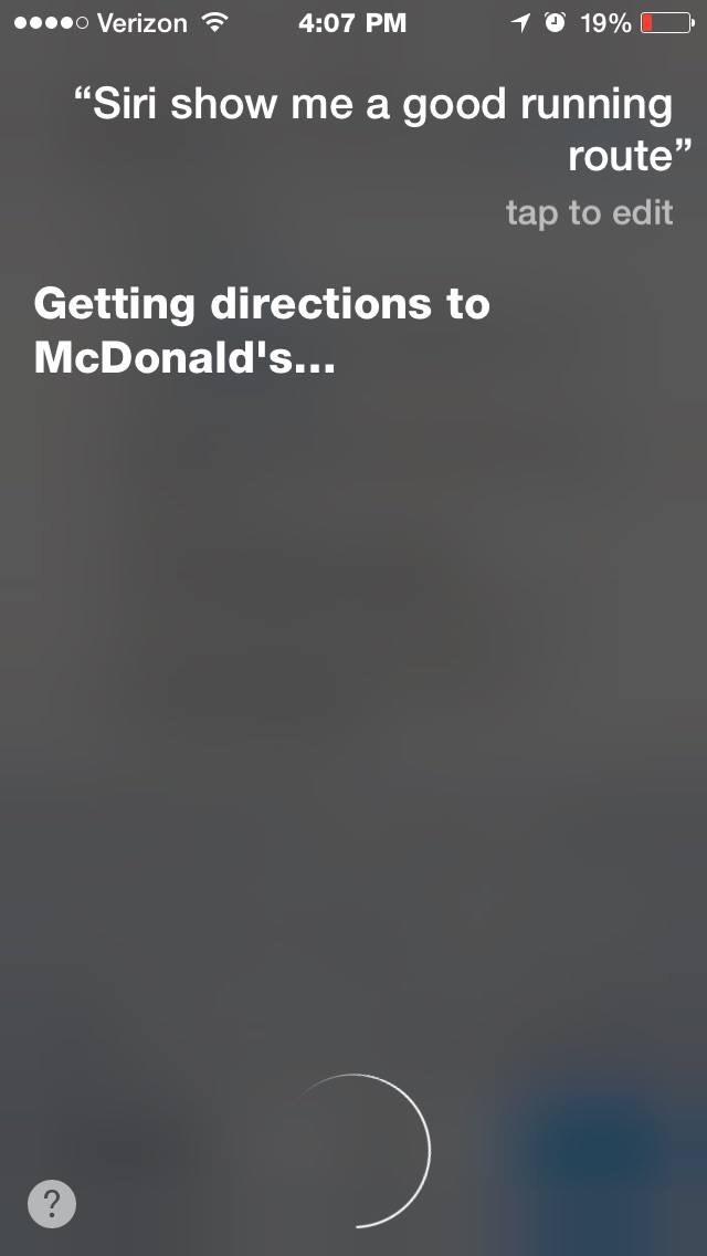 Siri's a bitch damn - meme