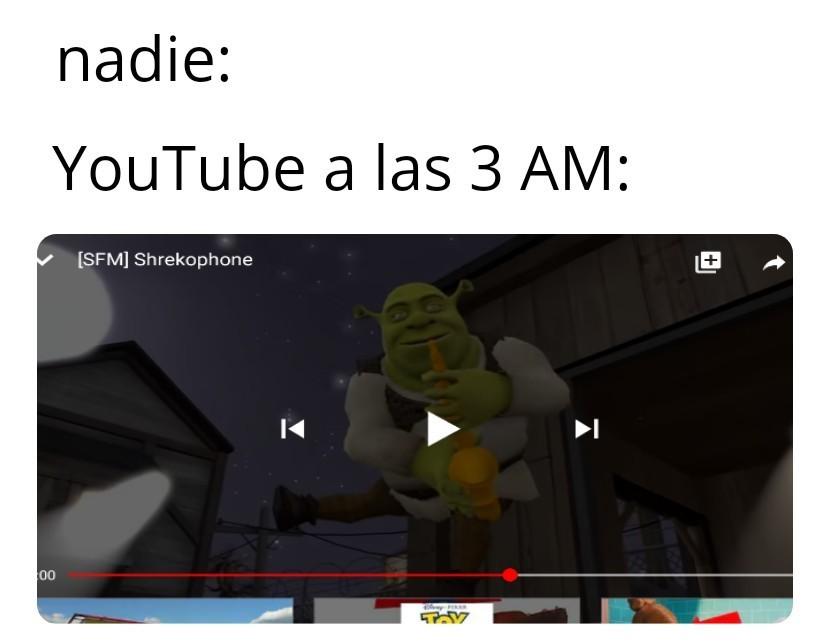 Medio viejo el video pero nunca lo había visto - meme