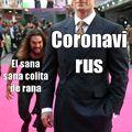 El titulo murio por coronavirus